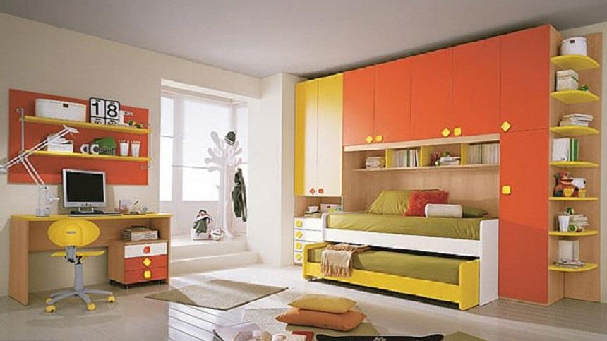 Màu cho phòng nhỏ